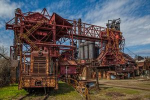 Carrie Furnace 5702 by CurvedLightStudio