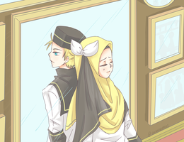 mirror image don't we? by akunohime01