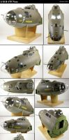 B-17F Memphis Belle Nose Area by Bang-Doll-SSI