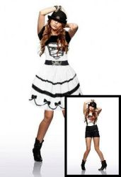 Miley DressUp by YuliBieber