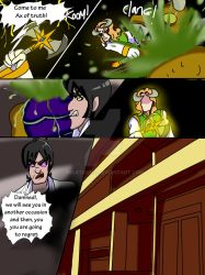 OUCAM EVILOU CHAPTER 3 PAGE 14 by Nicatoons