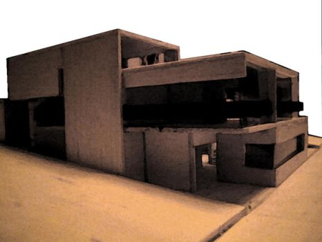 House - Scale model by Veton