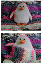 Penguin by mbqlovesottawa
