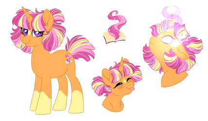 CommCustom: Sunburst x Twilight by Lopoddity