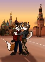 Red Square by FreyFox