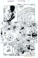 TEEN TITANS #89 Headcase Demonstrates Power $45 by DRHazlewood