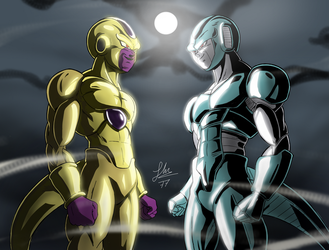 Freezer and Cooler ! by zala77s