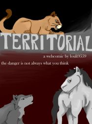 Territorial cover by louli9559