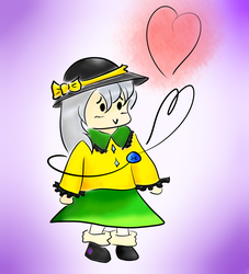 Koishi ~ by KirbyToad