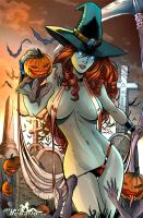Hallowen by puzzlepalette