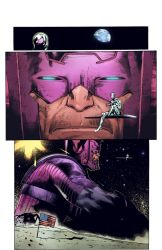 Coipel The Mighty Thor 3 Pg 13 by SpicerColor