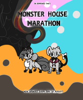 On Borrowed Time: Monster House Marathon! by Wooled