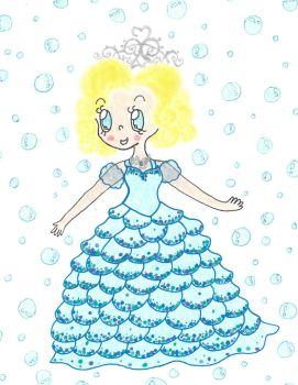 Glinda by ambidextrious-witch