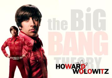 The Wolowitz Wallpaper by marty-mclfy