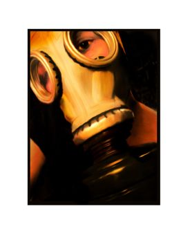 My Gas Mask by BeTtEr-Of-TwO-EvilZ