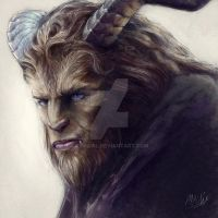 The Beast 17 by Atarial
