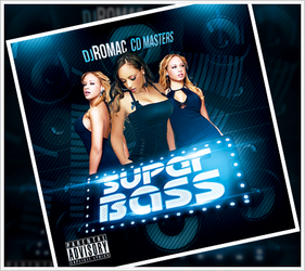 Super Bass CD Cover by RomacMedia
