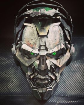 Transformers Cosplay Lockdown (visor up) by archus7