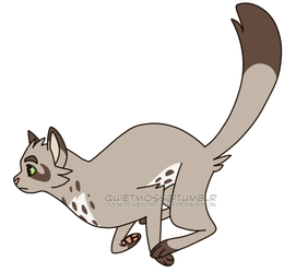 thrushpelt by TheUltimateEnemy