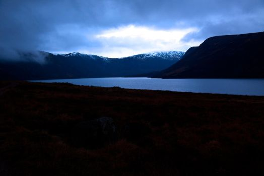 Loch Muick 20 by waterst