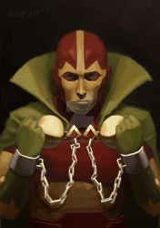 Mister Miracle by jhndlcrz