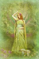 Fairy Of Spring by zoozee