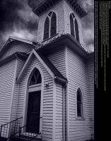 Old Country Church - Stock by Thy-Darkest-Hour