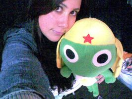 Keroro and I by BlazeHikari