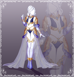 [Close] Adoptable Outfit Auction 142 by Kolmoys