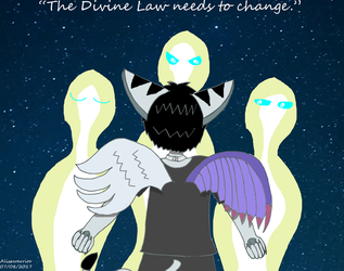 The Divine Law Needs to Change by Alisawarrior