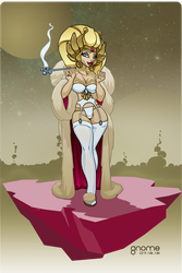 She-Ra: Coat and Thighs by gnome-oo