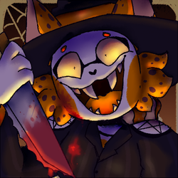 Spoopy Icon for Spoopy Month by bebinaflasica