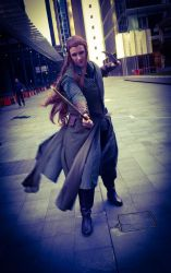 Turiel cosplay by Lightoma