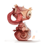 DAY 495. Kanto 108 by Cryptid-Creations