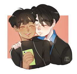 YoI: Seungchuchu is cute by tamisumimi