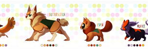Wyngro pet reference by DancingInBlue