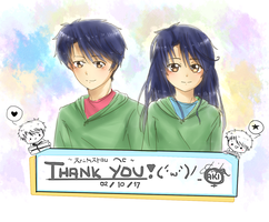 Thank You! by TheAwesomeAki-kun