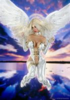 Charity - Sixth Angel of Virtue IV by prizm1616