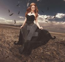 The Wind Blows My Cares Away by MelissaGriffin