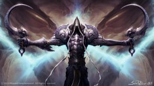 Malthael - Reaper of Souls - Crop by NorseChowder