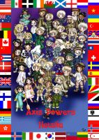 Axis Powers Hetalia by Hotaru-oz