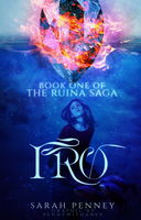 Iro (A Wattpad Cover) by Pennywithaney
