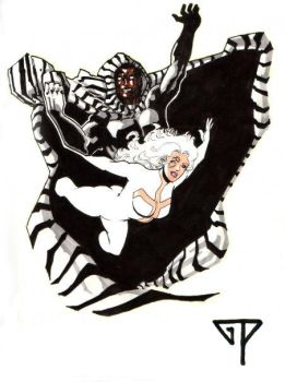 Cloak and Dagger by guillomcool