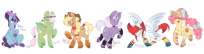 Mlp Redesign by Mindless-kitten