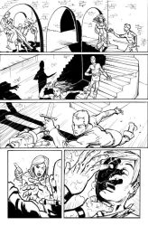 Robyn Hood: Wanted #5 pg. 23 sample by xaqBazit