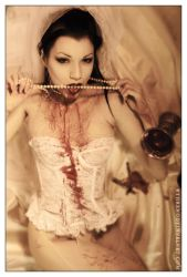Bloody Bride by ladymorgana