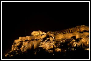 Acropolis of Athens by StamatisGR