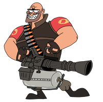 Heavy by Lotusbandicoot