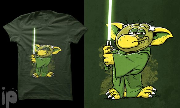 Yoda by inmaxpictures