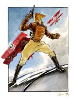 Rocketeer by DanielGovar